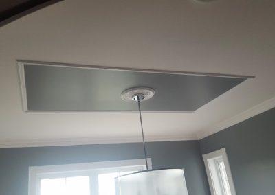 Installation de plafond